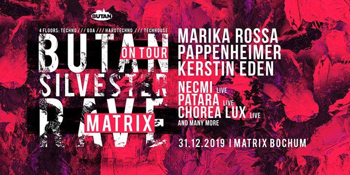 Festival Of Neggs 2020.Butan Silvester Rave Matrix Bochum
